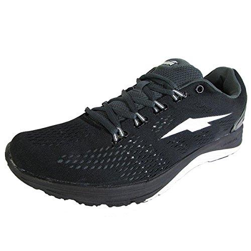 Avia Enhance Mens Black/Grey Athletic Running Sneaker 9.5M