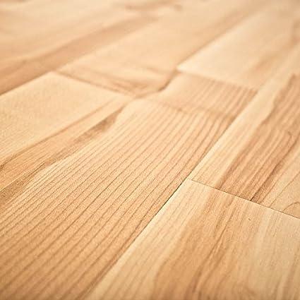 Quick Step Home Sound Blonde Maple 7mm Laminate Flooring 2mm