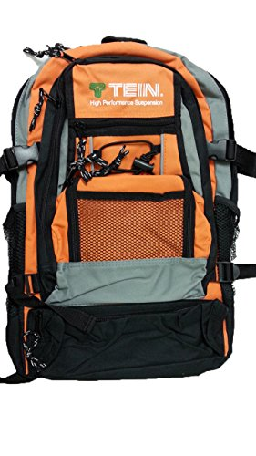 Racing Super Tein (Tein TN018-004-OR Orange Backpack)