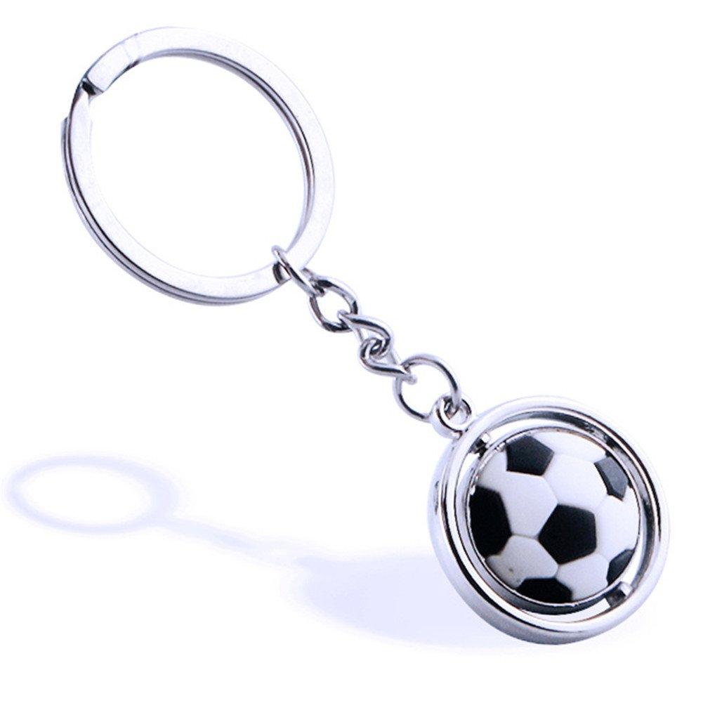 Soccer Keychain Key Pendant Football Champions key chain pendant Soccer Team Charm Gift Mulitigy