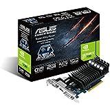 ASUS GT730-SL-2GD3-BRK - Tarjeta gráfica de 2 GB DDR3 2GB ,PCI Express 2.0, 64 bit, 900 MHz ( 1800 MHz DDR3 )