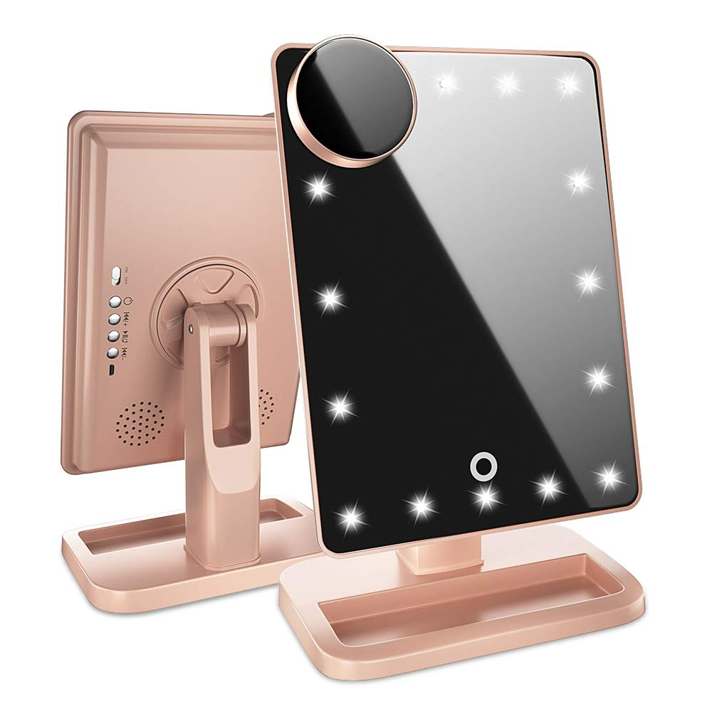 Amazon Com Beautify Beauties Lighted Makeup Mirror