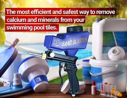 Soda Blaster, Sand Blaster Gun, Professional Sandblasting Gun, Portable  Sand Blaster, Media Blaster Gun, Baking Soda Blasting Equipment