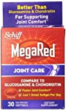 mega red joint care - Schiff MegaRed Joint Care with Krill Oil, Hyaluronic Acid and Astaxanthin - 2 Bottles, 60 Softgels Each