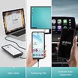 NEWDERY Galaxy Note 10 Plus Battery Case