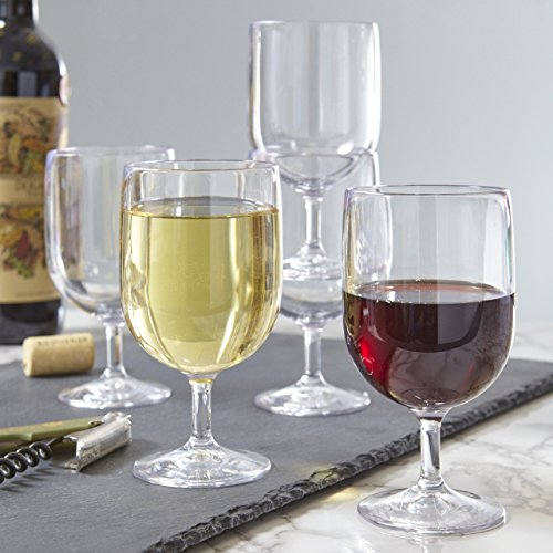 Buy unbreakable wine glasses