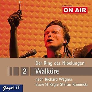 Walküre (Der Ring des Nibelungen 2) Hörspiel