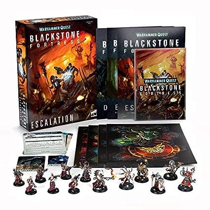 Amazon.com: Taller de Juegos Warhammer 40,000: Blackstone ...