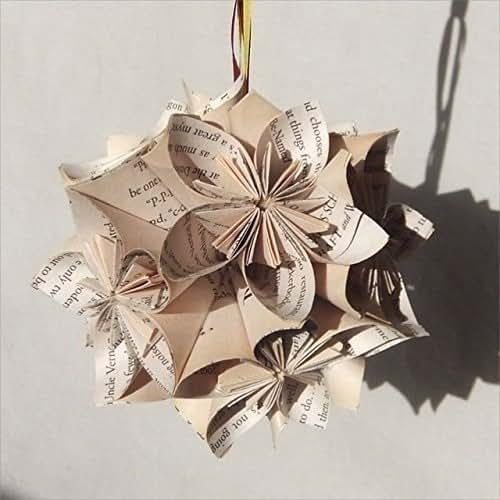 Amazon.com: Harry Potter Origami Christmas Tree Ornament
