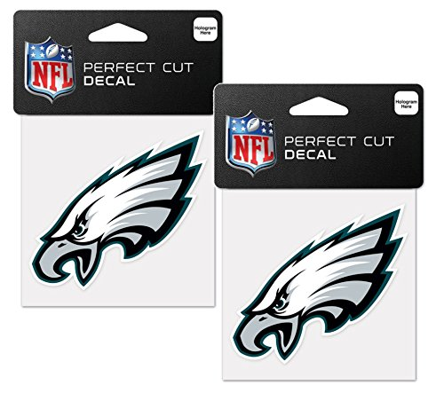 Wincraft Philadelphia Eagles Decal (Philadelphia Eagles NFL 4