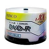 200 Princo 8X DVD-R 4.7GB White Inkjet