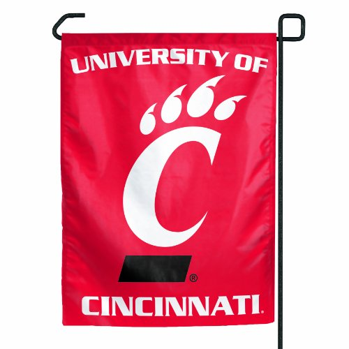 NCAA Cincinnati Bearcats Garden Flag (Cincinnati Garden Flag)