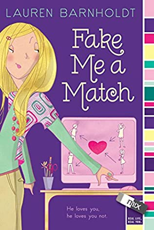 book cover of Fake Me a Match