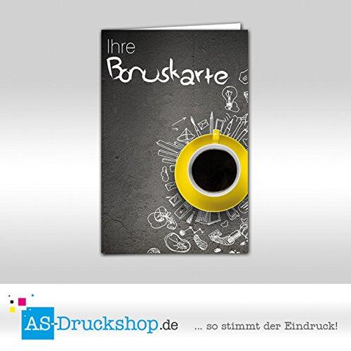 Bonuskarten Bäckerei Cafe - Tasse 500 Stück B07D3YQYN4 | Online-Shop