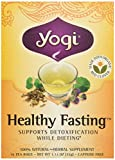 og tea company - Yogi Organic Healthy Fasting Tea, 16 ct
