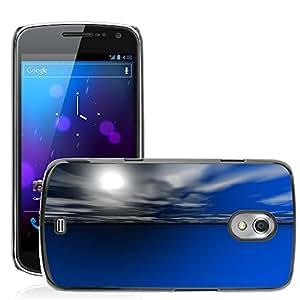 Etui Housse Coque de Protection Cover Rigide pour // M00150252 Mar del océano del agua del cielo Sun // Samsung Galaxy Nexus GT-i9250 i9250
