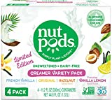 #4: nutpods NEW LIMITED EDITION Variety 4-Pack, Unsweetened Dairy-free Creamer