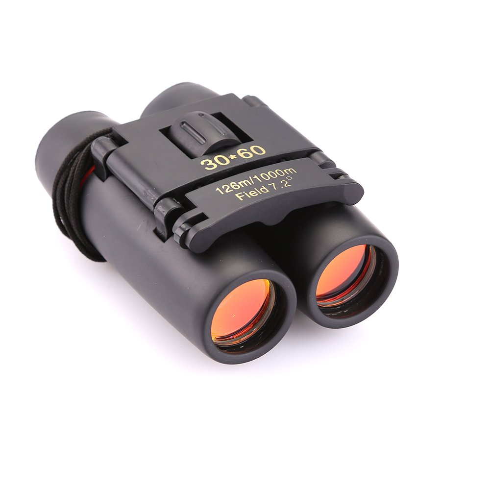 AGM 30x60 Adjustable Binoculars Telescope with Low Light Night Vision for Outdoor Hunting Clear Bird Watching by AGM