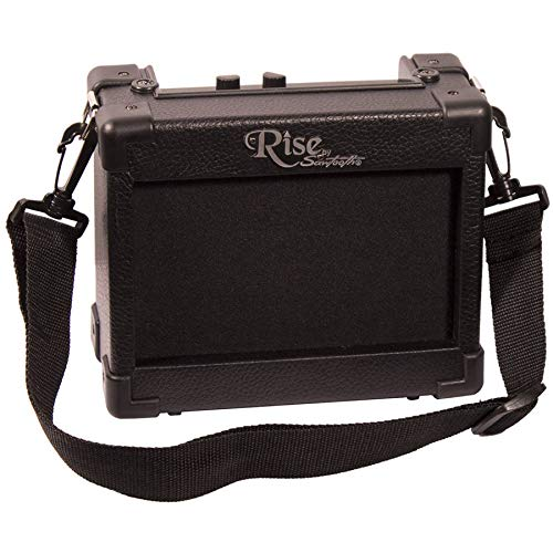 Rise by Sawtooth 5-Watt Portable Beginner's Guitar Amplifier by Rise by Sawtooth