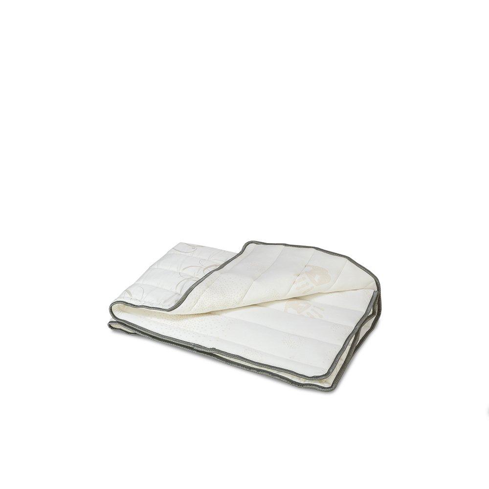 El Almacen del Colchon - Topper 3cm, de viscoelastica, Modelo Sun, 80 x 180 x 3cm, Máxima Adaptabilidad - Todas Las Medidas, Beis: Amazon.es: Hogar