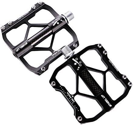 NW Wn Tres rodamientos de Peilin para Bicicleta de montaña, aleación de Aluminio Ultraligero Pulido Accesorios de Pedal de Bicicleta: Amazon.es: Hogar