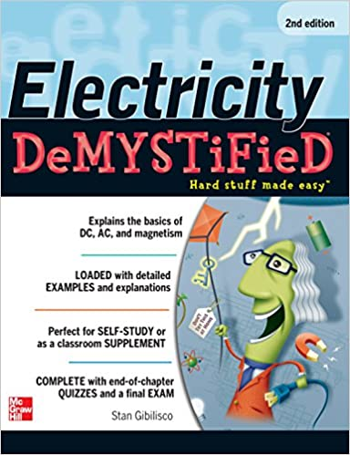 Electricity demystified second edition stan gibilisco ebook electricity demystified second edition stan gibilisco ebook amazon fandeluxe Gallery