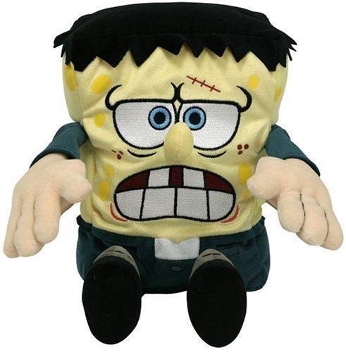 Ty Beanie Buddies SpongeBob - FrankenStein by Ty -