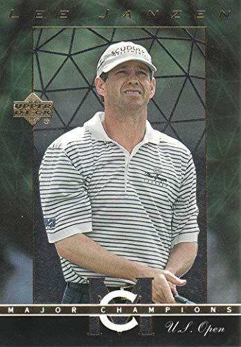 (2003 Upper Deck Golf Major Champions #28 Lee Janzen 98 US Open)