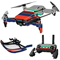 MightySkins Skin for DJI Mavic Air Drone - New Color | Max Combo Protective, Durable, and Unique Vinyl Decal wrap cover | Easy To Apply, Remove, and Change Styles | Made in the USA