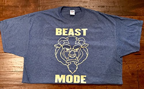 Beast Mode T-Shirt by Homegrown Impressions