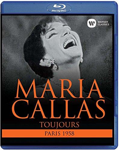 Callas: Toujours (Paris 1958) (Blu-ray)