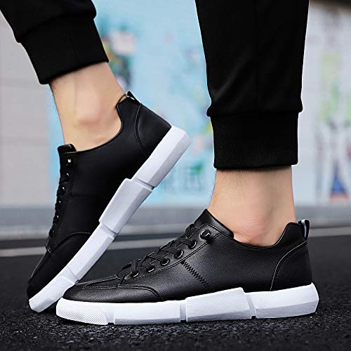 Shoes Breathable NANXIEHO Trend Men's Shoesincrease Small Men Leisure Sneakers White xqv0Y61q