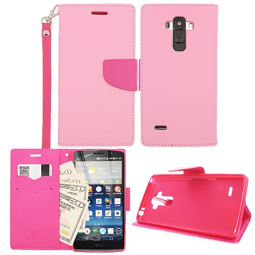 low priced f3df1 e1965 Amazon.com: For Walmart Family Mobile LG G Stylo LS770 Pink/red ...