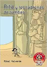Rita y los Ladrones de tumbas- Realidad Aumentada El mundo