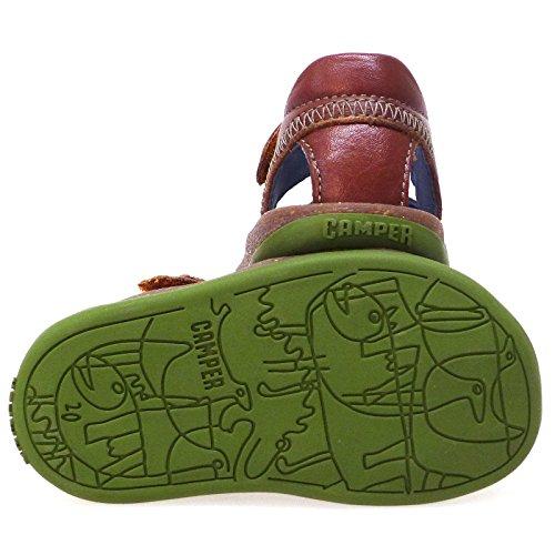 Zapatos Primeros Pasos Sandalias Camper 80372 Cuero CUERO