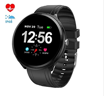Smart Watch, rastreador de salud y estado físico Smartwatch ...