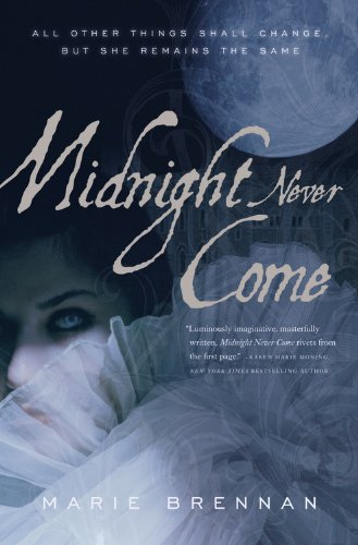 Read Online Midnight Never Come (The Onyx Court, Book 1) ebook