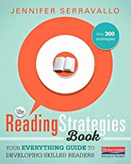 """With hit books that support strategic reading through conferring, small groups, and assessment, Jen Serravallo gets emails almost daily asking, """"Isn't there a book of the strategies themselves?"""" Now there is. """"Strategies make the often invisi..."""
