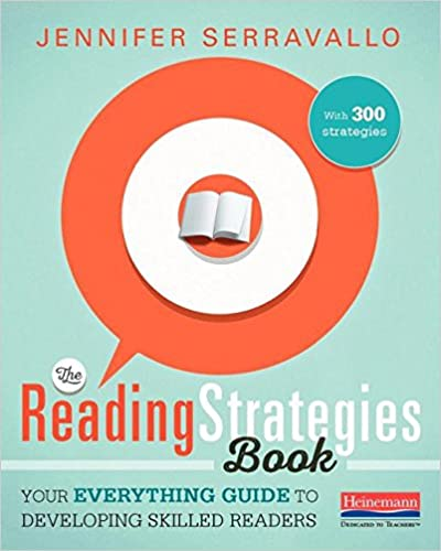 amazon com the reading strategies book your everything guide to