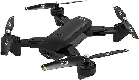 Opinión sobre Zantec SG700-S RC - Drone plegable, cuadricóptero con cámara 1080P WiFi FPV plegable para selfies, color negro