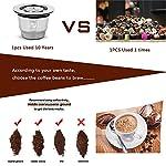 i-Cafilas-per-Nespresso-Capsule-in-Acciaio-INOX-Compatibili-nespresso-capsule-ricaricabili2Tazze-1-Cucchiaio-di-Plastica-1-Spazzola