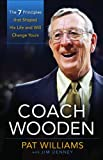 Coach Wooden, Pat Williams and James Denney, 0800719972