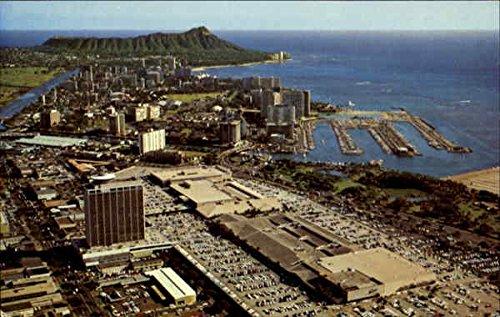Ala Moana Center Waikiki, Hawaii Original Vintage - Center Ala Moana Waikiki