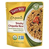 Tasty Bite Organic Smoky Chipotle Rice, 8.8 Ounce