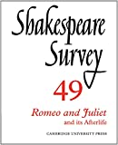 Romeo and Juliet and Its Afterlife, , 0521523885