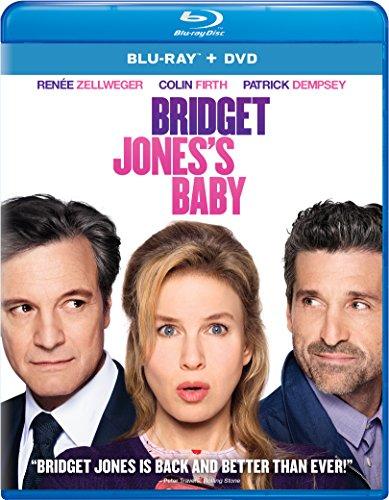 Blu-ray : Bridget Jones's Baby (With DVD, 2 Pack, Snap Case, Slipsleeve Packaging, 2 Disc)