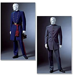 McCall/'s Patterns M4745 Taille XM Small-Medium-Large Men/'s Civil War costum...