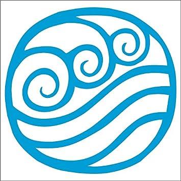 Amazon Water Tribe Decal Katara Sokka Avatar The Last
