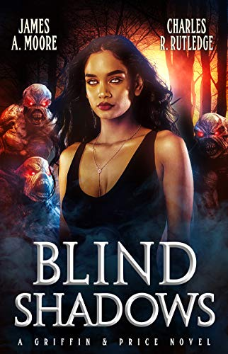 Blind Shadows: A Griffin & Price ()
