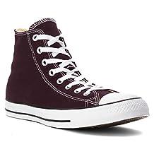 Converse - Chuck Taylor All Star Black Cherry High top Shoes